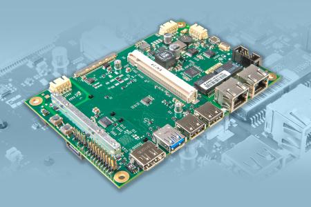 MSC Technologies is providing the MSC Q7-MB-EP5 Application Platform for Qseven modules