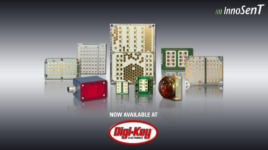 InnoSenTs Radar technology is now available at Digi-Key Electronics. (Picture Source: InnoSenT GmbH).