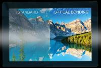 holistic solution for optical bonding of displays