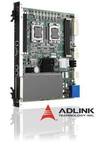 ADLINK Technology Reveals ATCA Blade with Dual 6-core Intel® Xeon® Processor L5638