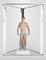 The body scanner Vitus Smart generates a precise 3D image in 12 seconds.