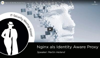 Video: Nginx als Identity Awareness Proxy
