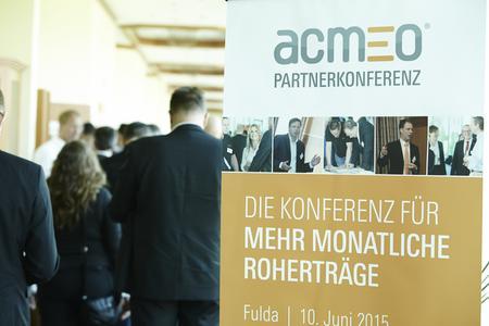 acmeo Partnerkonferenz