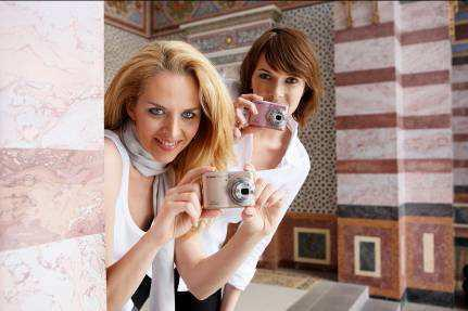 """""""Die AgfaPhoto sensor Kameras wird es auch in Bronze, Rosé und Königsblau geben."""""""