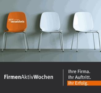 """""""Firmen Aktiv Wochen"""" beim Aktiv-Verzeichnis"""