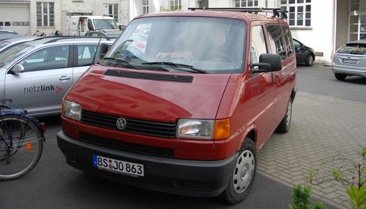 Das Fahrzeug von Herrn Brodmann