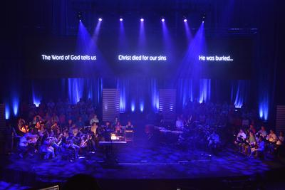 Fairhaven Church's New 'Future Proof' Elation LED Video Screen