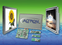 TFT Anzeigen als Kit-,Open Frame- oder Chassis Monitor-Lösungen