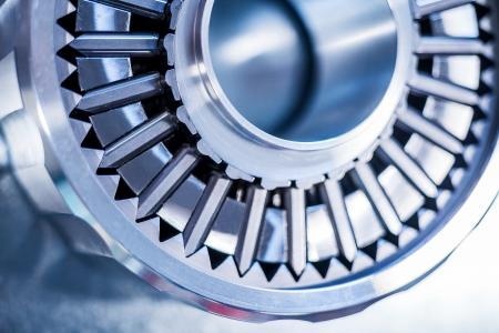 Galaxie® – ein von Grund auf neues Getriebekonzept: einzelne Zähne statt starren Zahnrädern / Copyright: DZP/Ansgar Pudenz