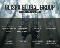 Der Glispa Global Group Rückblick 2016: Fokus auf Investitionen in Technologie und Expansion