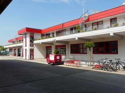 Das Firmengebäude der Firma Fiebig in Bonn