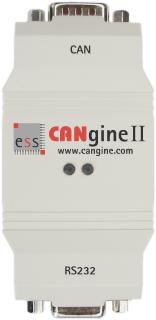 CANgineII compatible with new Smart Tachographs
