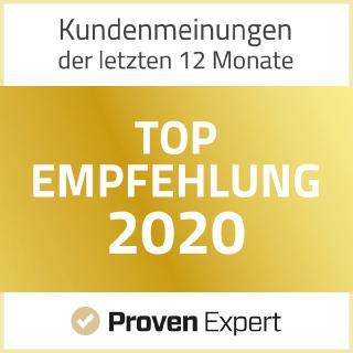 TOP Empfehlung 2020