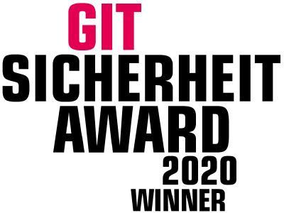 Die Fluchttürlösung ePED von ASSA ABLOY erhielt den GIT SICHERHEIT AWARD 2020 in der Kategorie B Brandschutz, Ex- und Arbeitsschutz / Logo: Wiley-VCH Verlag GmbH & Co. KG