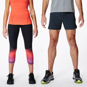 Lumo Run Shorts & Capris
