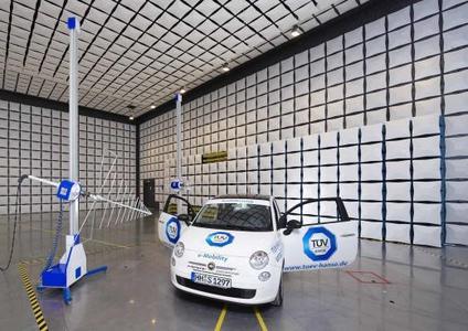 TÜV SÜD bietet umfassende Services für Automobilzulieferer
