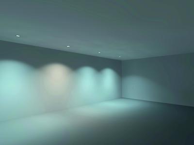 Farbortverschiebung bei LEDs