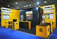 REYHER-Messestand auf der Automechanika 2018 in Frankfurt