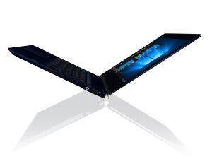 Eleganz trifft mobile Höchstleistung: Toshiba 2-in-1 Business-Notebook Portégé X20W-E-10F mit 1 TB PCIe SSD und LTE-Modul
