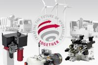 Creating the future of hydraulics. Together.