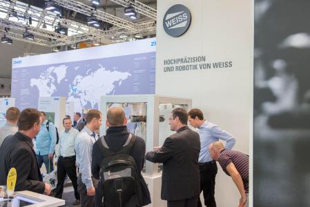 Automatisierungsspezialist WEISS zeigt auf der Motek ein neues, flexibles Conveyor System sowie die neuesten Generationen bewährter Produkte