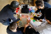 Digitale Technik - Spaß mit Makey Makey