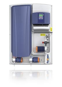 The ProMaqua® chlorine dioxide system Bello Zon® CDLb ensures efficient, environmentally friendly operation with minimal use of chemicals.