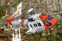 EC225 in flight  (Ref. EXPH-0053-10, © Copyright Eurocopter, Anthony Pecchi & Grant Keats)
