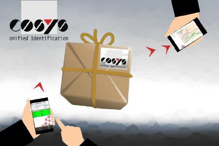 COSYS Transport Management System zur Sendungsverfolgung