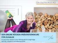Deutsche Arzt AG - ABJETZT/FIT: Ein gesunder Rücken ist der Mittelpunkt für langfristige Aktivität, Mobilität und Lebensqualität!