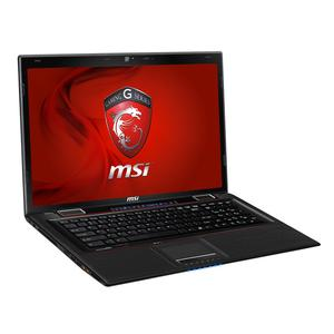 MSI GE70 i560M287FD, 17,3 Zoll (43,90 cm) Gaming Notebook
