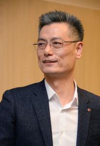 Hwang Jeong-hwan, Präsident der LG Mobile Communications Company