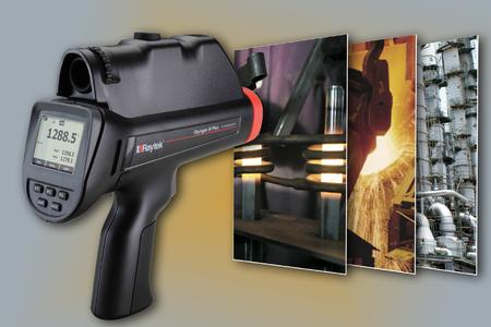 Handthermometer Raynger 3i Plus: Flexible Überwachung kritischer Prozesse und schnelle Kontrolle stationärer Sensoren