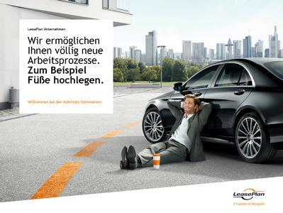 LeasePlan Deutschland veröffentlicht neuen Markenauftritt und positioniert sich als Mobilitäts-Optimierer