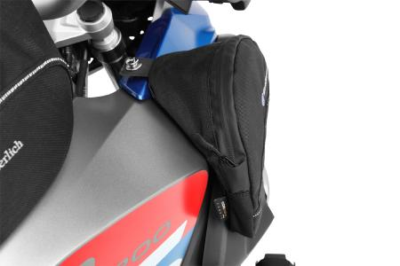 New tank-sidebags for the GS by Wunderlich