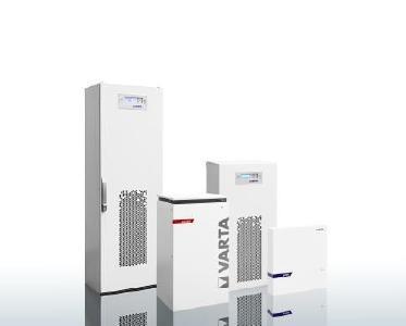 Die Energiespeicher von VARTA Storage: VARTA one, element und pulse.