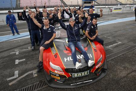 BMW Sports Trophy Team Schubert, Dominik Baumann, ADAC GT Masters, Hockenheim