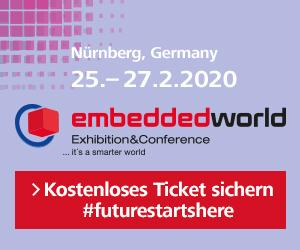 Die Digital Devices kommt zur embedded world 2020