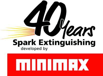 Anniversary: Minimax celebrates 40 years of spark extinguishing technology