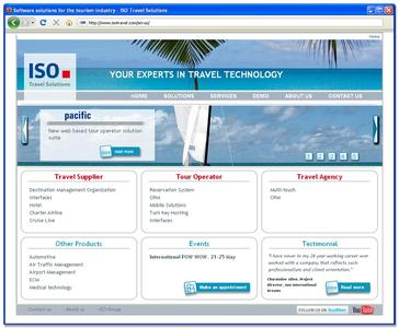 ISO Travel Solutions launches new website for US-toursim-market