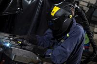 ESAB Redesigns PSF MIG/MAG Torches for Enhanced Industrial Performance