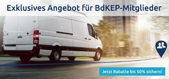 DAKO ist neuer Partner der BdKEP Vorteilswelt | Auftrags-, Touren- und Fuhrparkmanagement für KEP Dienste