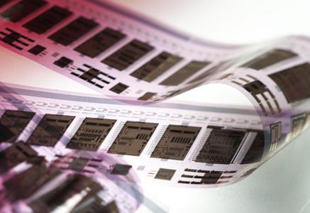 Gedruckte Logik-Schaltkreise für RFID-Transponder, © PolyIC