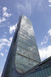 Sapphire Tower, Istanbul: Finalist beim Best Tall Building Europe 2011 / Bildnachweis: Schüco International KG