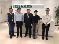 DFI Joins Hands with German ACL To Develop Substantial Business Opportunities in The Smart Medical Market