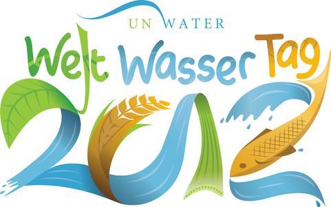 Weltwassertag 2012 LOGO