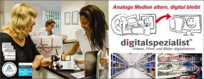 F&G Digitalspezialist GmbH, Kundenservice, Digital-Labor, Produktion