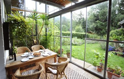 Glasversicherung für Wintergarten (Foto  © Klaus Rose-Fotolia.com)