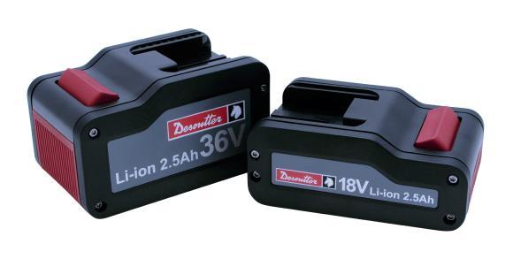 Für Desoutter entwickelt und liefert VARTA smarte Batterien und Ladegeräte für intelligente Montagewerkzeuge. Fotos: Desoutter