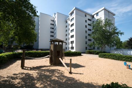 Erhöhter Wohnkomfort mit Profilsystem SYNEGO von REHAU / Bildrechte REHAU